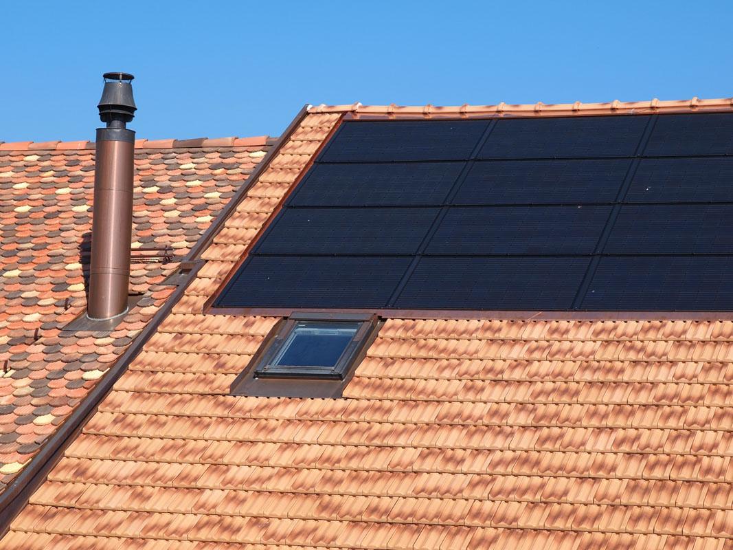 Pose panneaux solaire