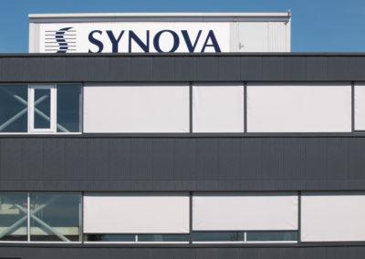 Synova Duillier Nyon Façade
