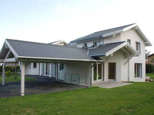 Couverture de villa