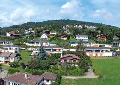 Villas les Terrasses des Clyettes Azier
